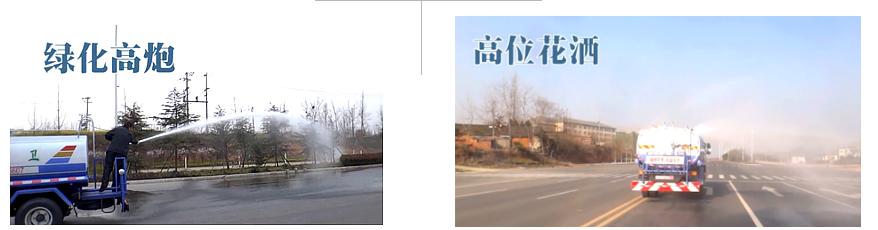 東風灑水車廠家